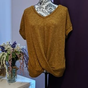 Jolie Knit Top NWOT